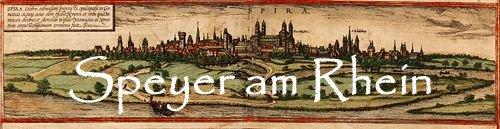 Speyer am Rhein - 1er août 2001 Logo