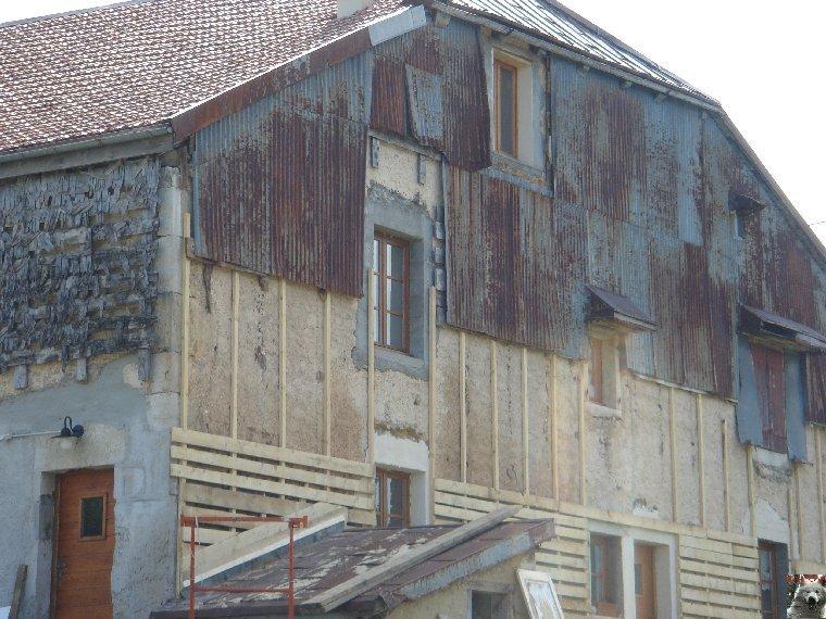 Les Tavaillons dans le Ht-Jura - Les Bouchoux - La Pesse (39 T0007