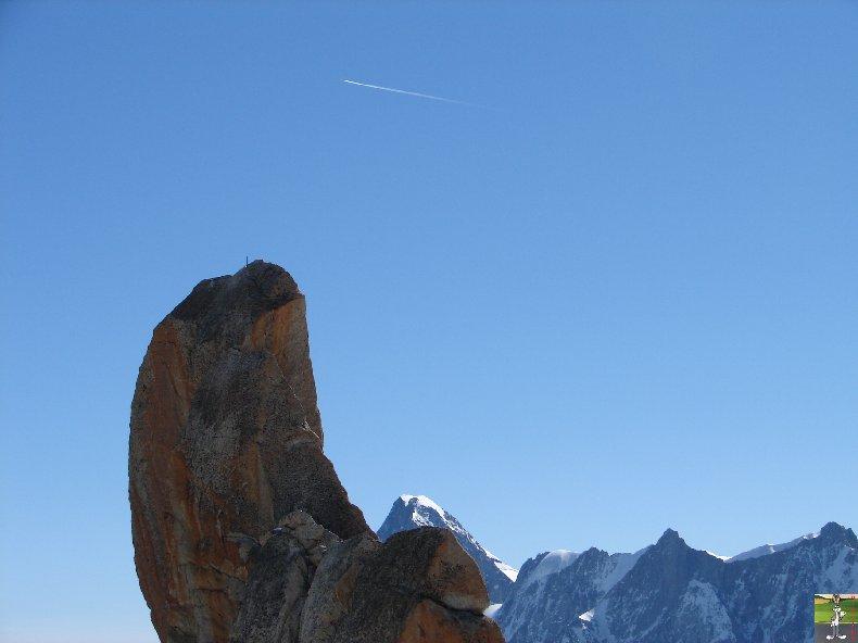 Pour la beauté des lieux et la richesse des images - Le toit des Alpes 0083