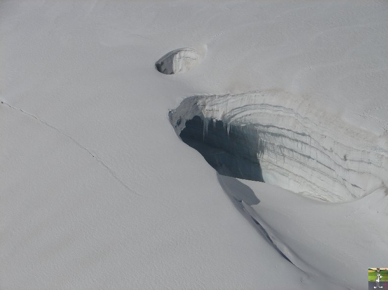 Pour la beauté des lieux et la richesse des images - Le toit des Alpes 0097