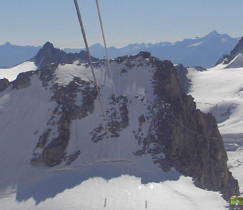 Pour la beauté des lieux et la richesse des images - Le toit des Alpes 0106