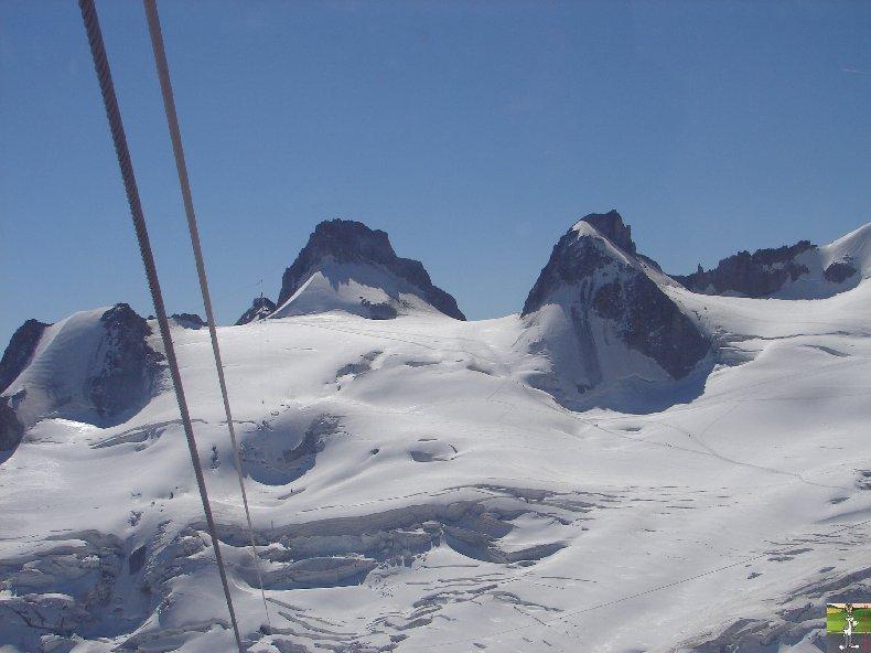 Pour la beauté des lieux et la richesse des images - Le toit des Alpes 0115