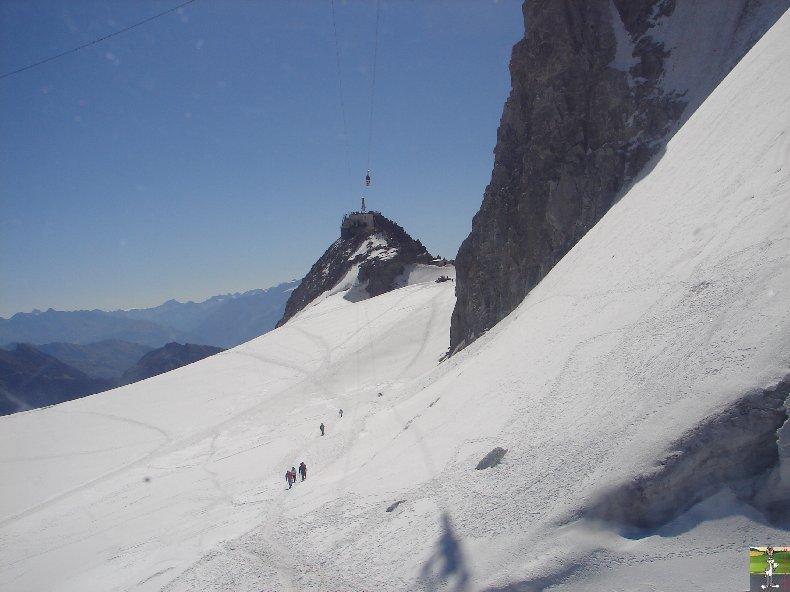 Pour la beauté des lieux et la richesse des images - Le toit des Alpes 0128
