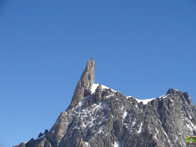 Pour la beauté des lieux et la richesse des images - Le toit des Alpes 0138