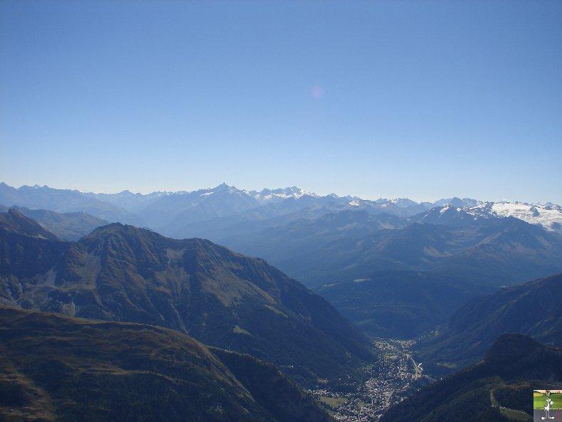 Pour la beauté des lieux et la richesse des images - Le toit des Alpes 0164