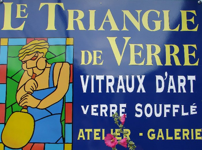 2008-08-06 : Le Triangle de Verre - Jacqueline et Bruno Tosi 0007