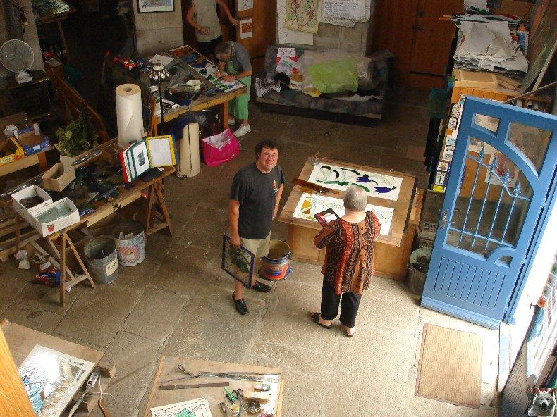 2008-08-06 : Le Triangle de Verre - Jacqueline et Bruno Tosi 0021
