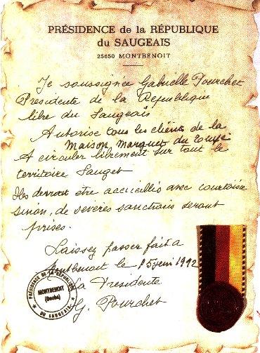 """Le tuyé de """"Papy Gaby"""" - Gilley (25) 0004"""