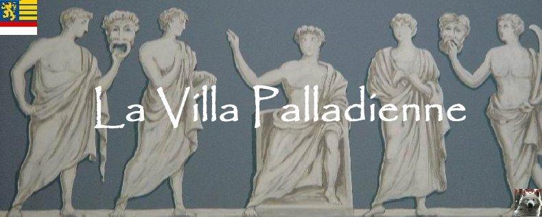 La Villa Palladienne - Syam [39] Logo