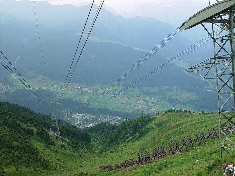 Dans le Valais - le plus grand glacier alpin - Aletsch 0006