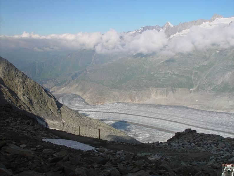 Dans le Valais - le plus grand glacier alpin - Aletsch 0018