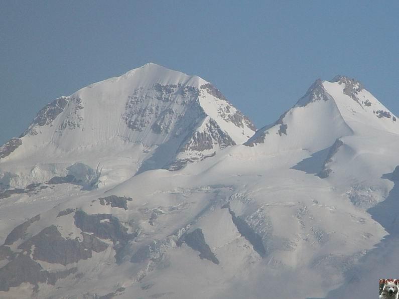 Dans le Valais - le plus grand glacier alpin - Aletsch 0020