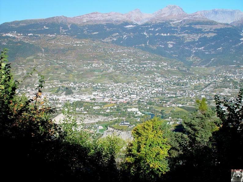 Le Val d'Annivier - Suisse - VS - 15 octobre 2005   0002