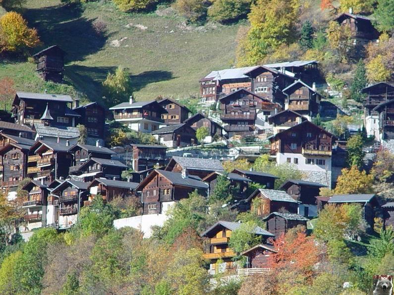Le Val d'Annivier - Suisse - VS - 15 octobre 2005   0008