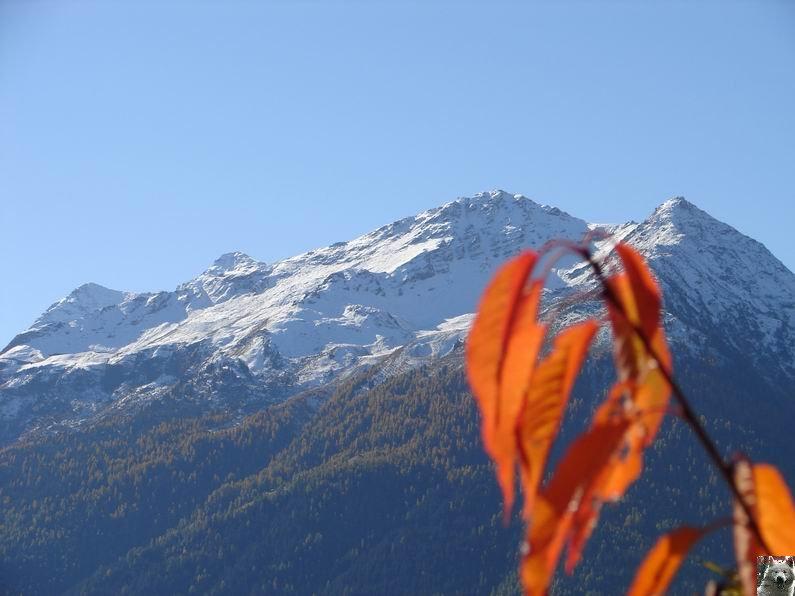 Le Val d'Annivier - Suisse - VS - 15 octobre 2005   0010