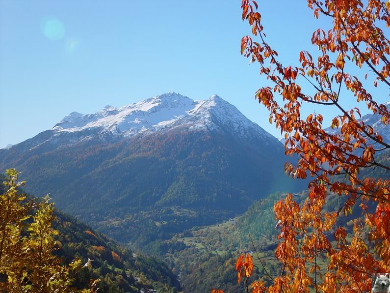 Le Val d'Annivier - Suisse - VS - 15 octobre 2005   0011