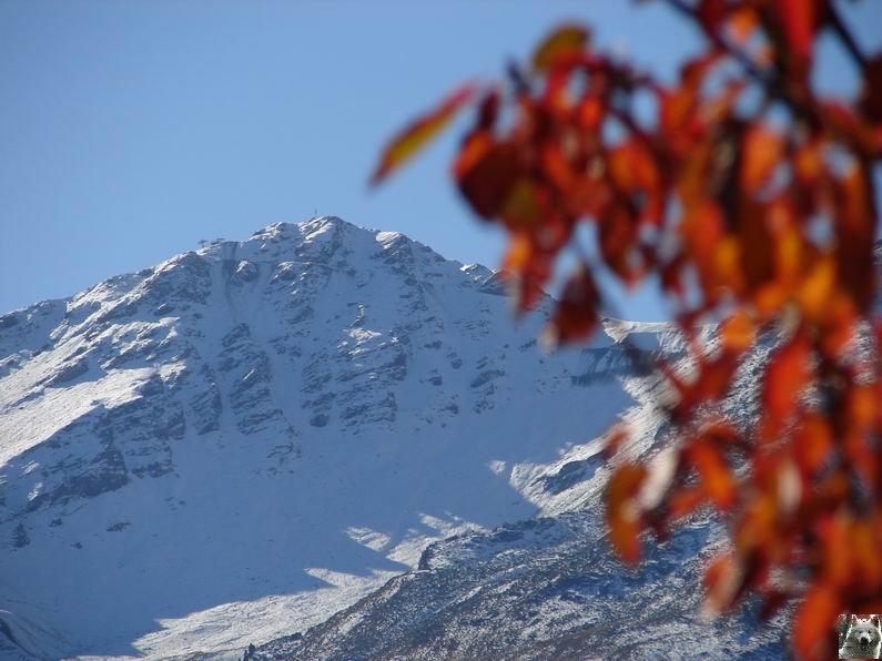 Le Val d'Annivier - Suisse - VS - 15 octobre 2005   0013