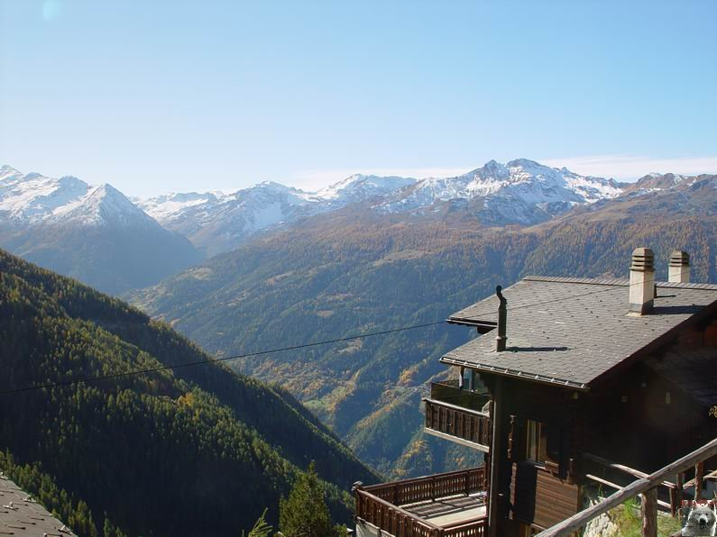 Le Val d'Annivier - Suisse - VS - 15 octobre 2005   0018
