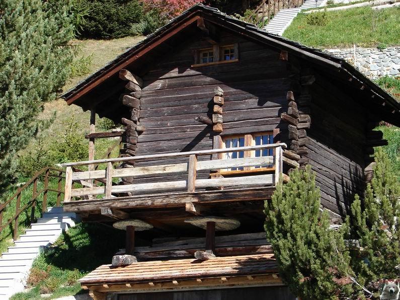 Le Val d'Annivier - Suisse - VS - 15 octobre 2005   0020