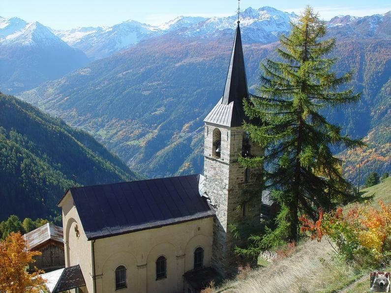 Le Val d'Annivier - Suisse - VS - 15 octobre 2005   0022