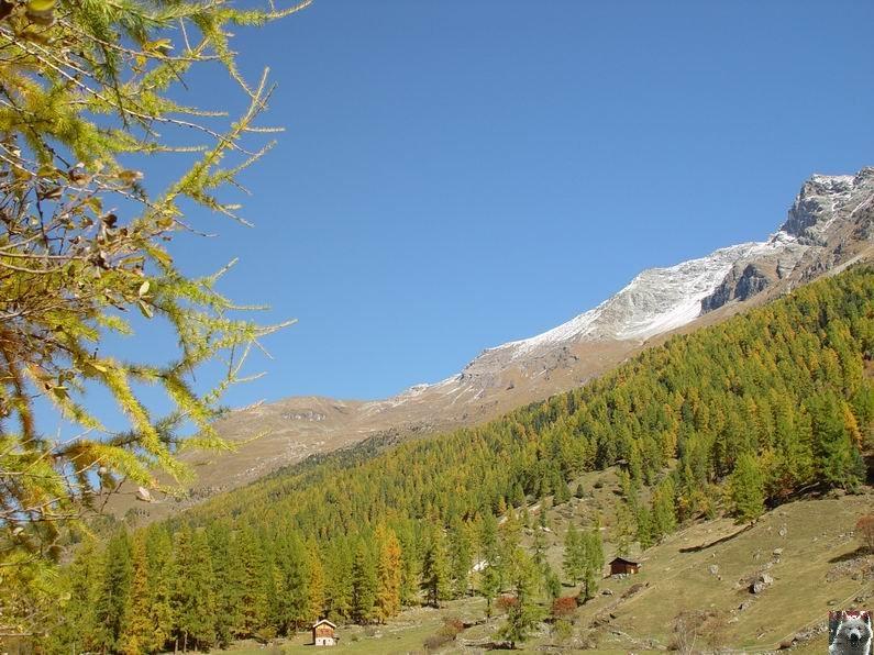 Le Val d'Annivier - Suisse - VS - 15 octobre 2005   0025