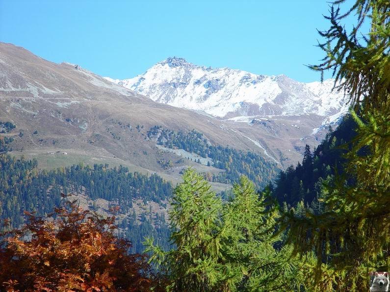 Le Val d'Annivier - Suisse - VS - 15 octobre 2005   0027