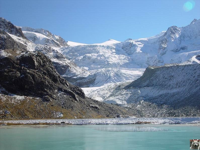 Le Val d'Annivier - Suisse - VS - 15 octobre 2005   0036