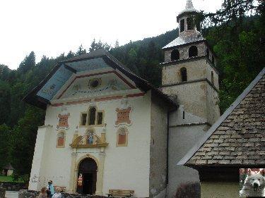 Eglises et chapelles baroques au pays du Mont Blanc 0007