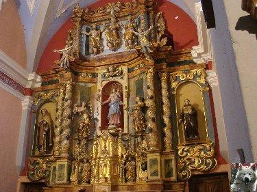 Eglises et chapelles baroques au pays du Mont Blanc 0013