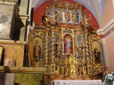 Eglises et chapelles baroques au pays du Mont Blanc 0014