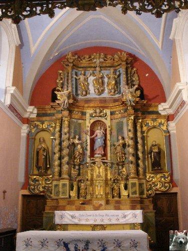 Eglises et chapelles baroques au pays du Mont Blanc 0015