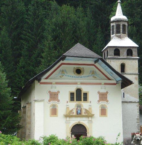 Eglises et chapelles baroques au pays du Mont Blanc 0018