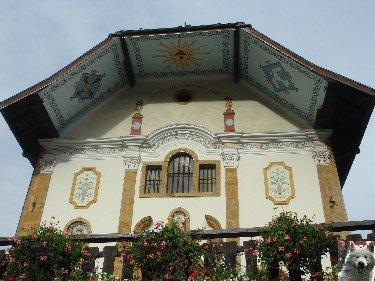 Eglises et chapelles baroques au pays du Mont Blanc 0021
