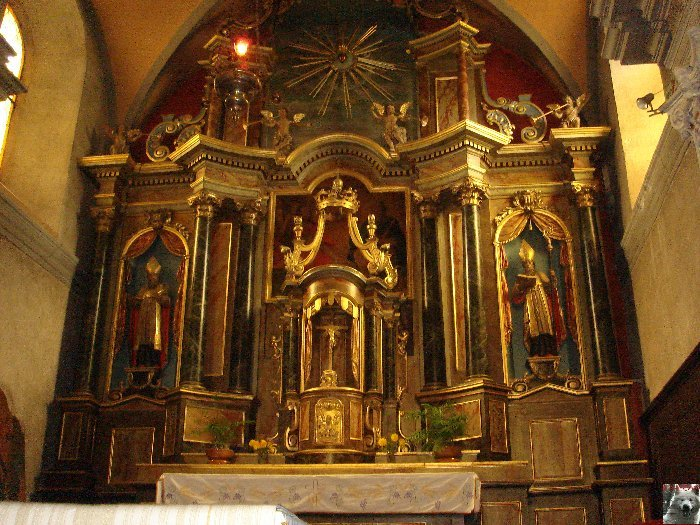 Eglises et chapelles baroques au pays du Mont Blanc 0023