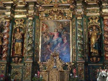Eglises et chapelles baroques au pays du Mont Blanc 0034