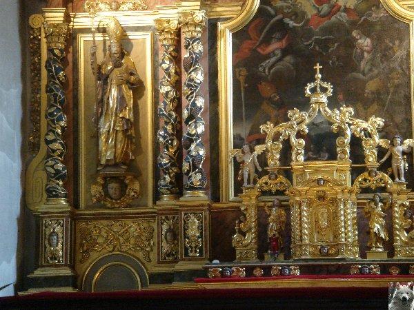 Eglises et chapelles baroques au pays du Mont Blanc 0035a