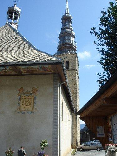Eglises et chapelles baroques au pays du Mont Blanc 0040