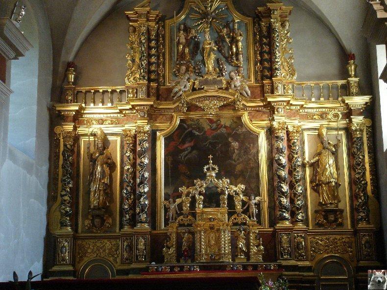 Eglises et chapelles baroques au pays du Mont Blanc 0042