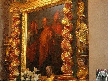 Eglises et chapelles baroques au pays du Mont Blanc 0046