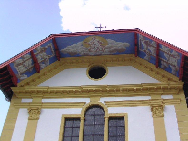 Eglises et chapelles baroques au pays du Mont Blanc 0051a