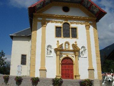 Eglises et chapelles baroques au pays du Mont Blanc 0052