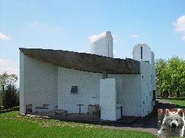 Notre Dame du Haut - Ronchamp (70) 0009