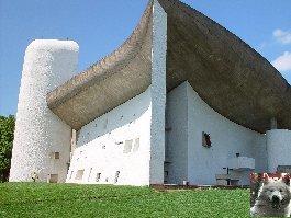 Notre Dame du Haut - Ronchamp (70) 0010
