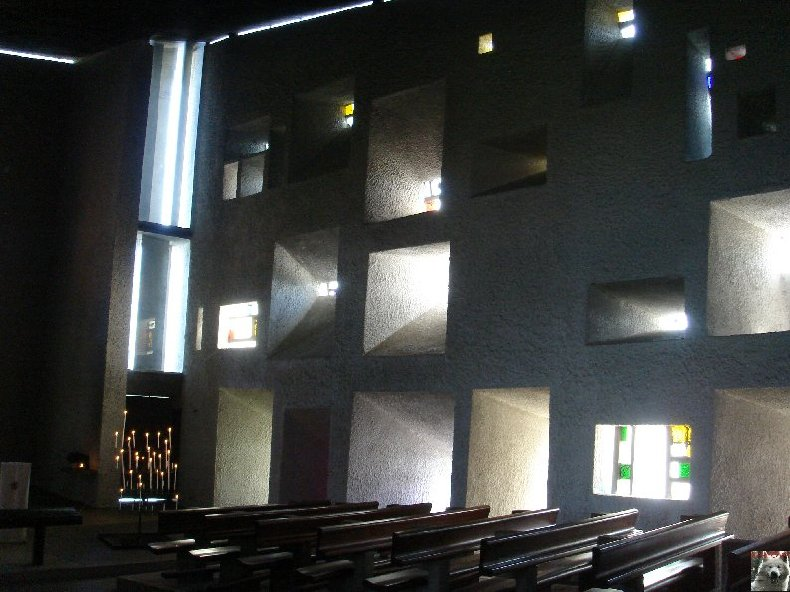 Notre Dame du Haut - Ronchamp (70) 0013