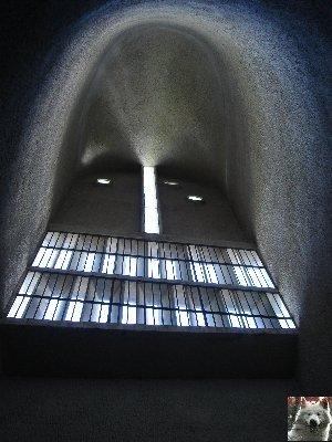 Notre Dame du Haut - Ronchamp (70) 0016