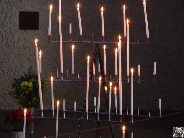 Notre Dame du Haut - Ronchamp (70) 0022