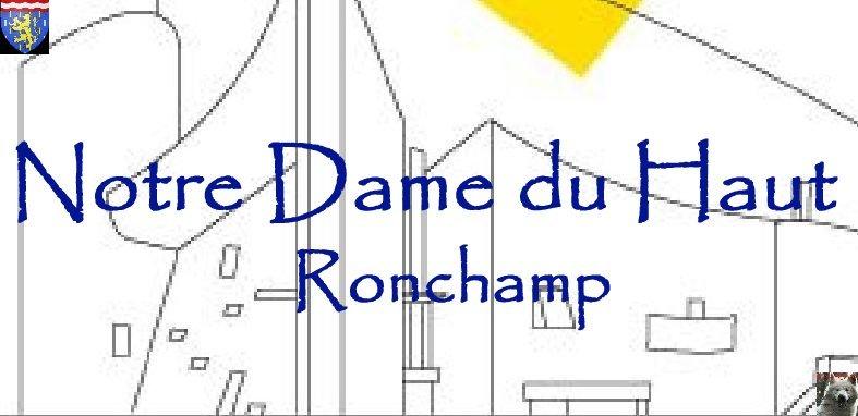Notre Dame du Haut - Ronchamp (70) Logo