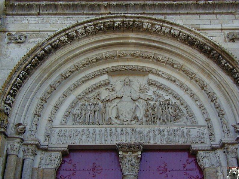 Vézelay (89) Ste Marie Madeleine 0003