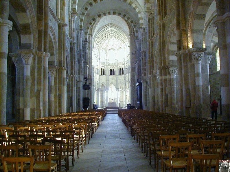 Vézelay (89) Ste Marie Madeleine 0009