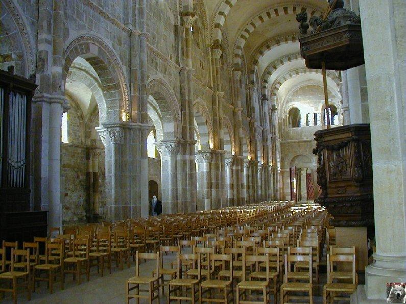 Vézelay (89) Ste Marie Madeleine 0011